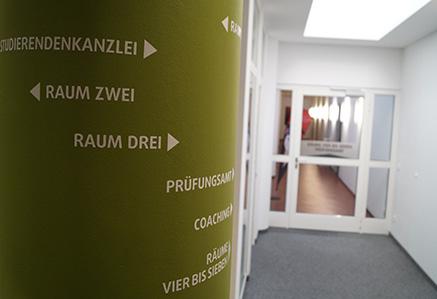 Raumplan Campus Ismaning