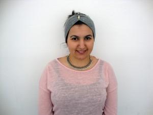 Fatma Kayapinar, Psychologie-Studentin der DHGS