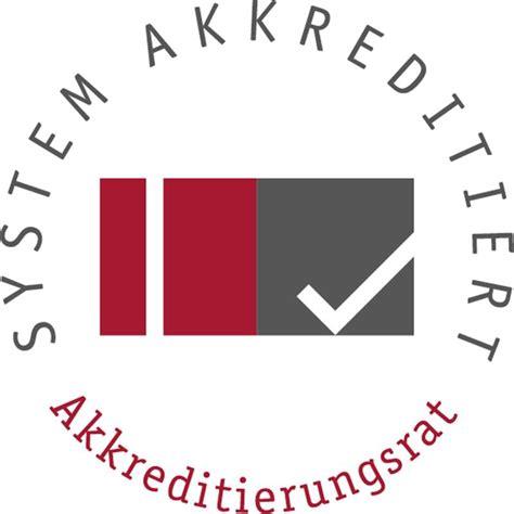 Auszeichnung Systemakkreditierung Akkreditierungsrat