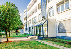 Campus Berlin der DHGS