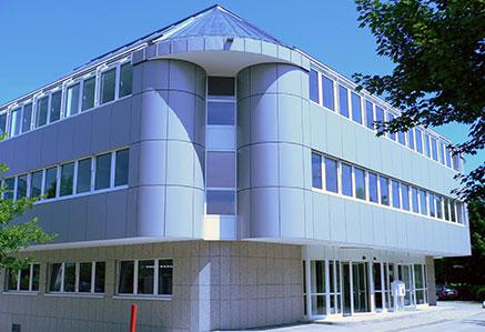 Campus München Ismaning DHGS