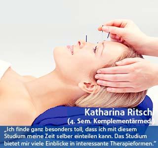 Katharina Ritschl Studentin der DHGS