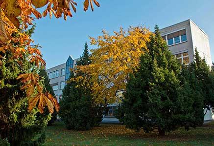 DHGS, Campus Berlin, Gebäude