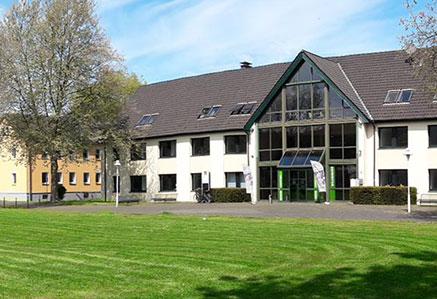 DHGS, Campus Unna, Hauptgebäude