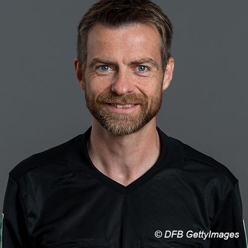 Marcel Pelgrim - Schiedsrichterassistent der Deutsche Bundesliga