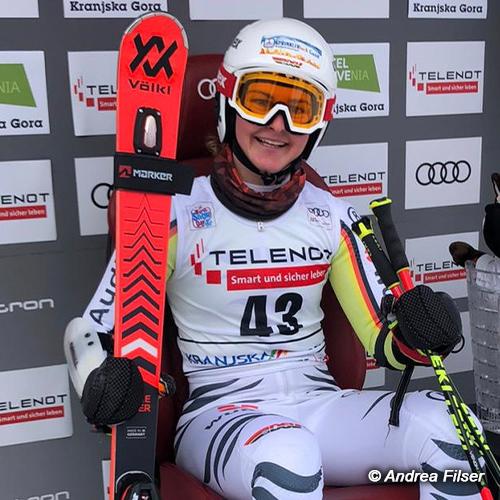 Andrea Filser - Skirennläuferin
